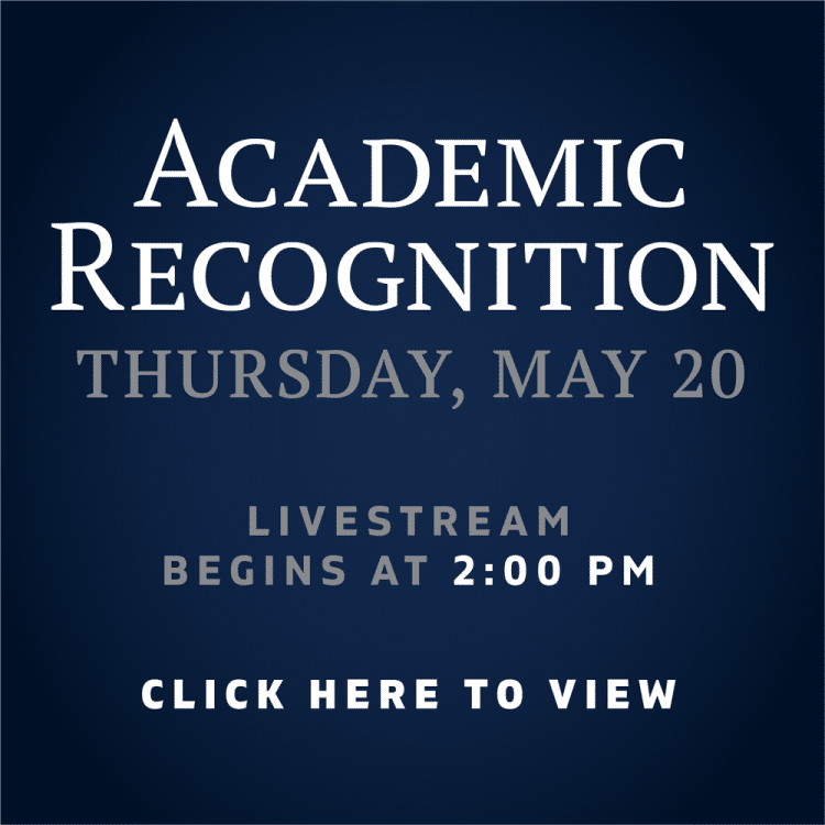 Academic Recognition