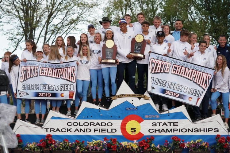 Valor at track state championship