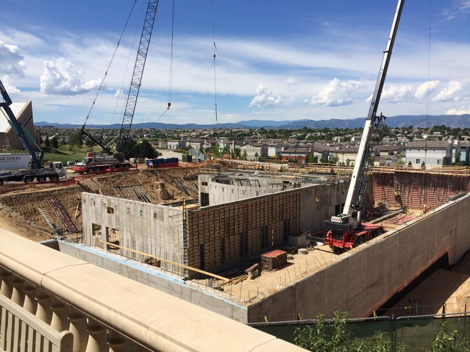 Valor High School Building Construction